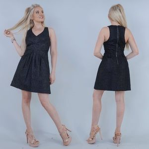 Black Lace Dress by Anthropology Leifsdottir